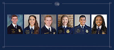 2020 21 National Officer Team